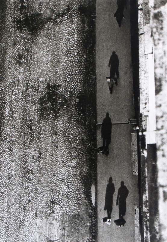 alexander rodchenko shadows on a pavement 1928