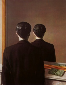 René Magritte not-to-be-reproduced-1937