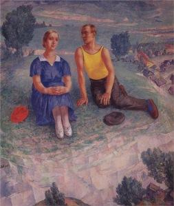 spring-1935 kuzma petrov-vodin