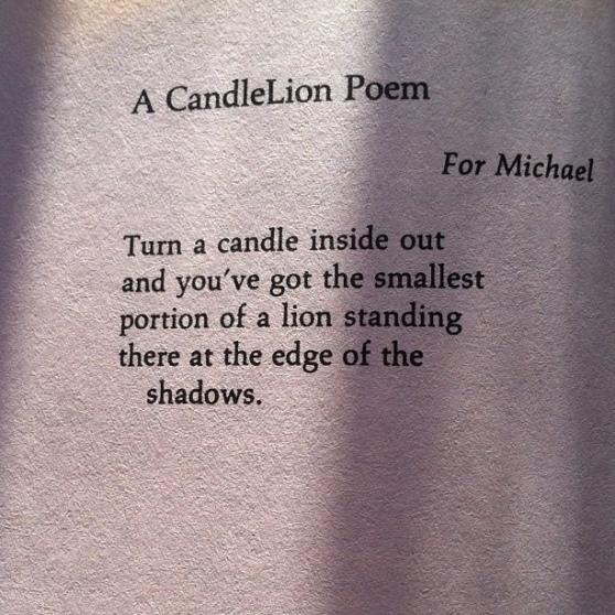 Brautigan, poetry, verse
