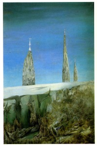 Wolfgang Paalen Fata Alaska (1937)