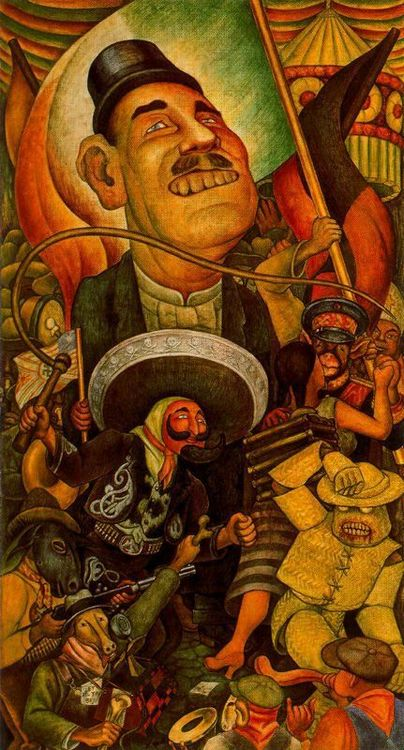 art, Mexico, revolution