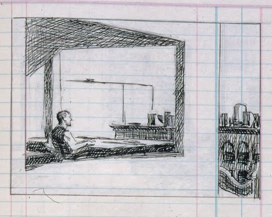 EdwardHopper_Sketchbook